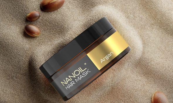 nanoil argan oil hair mask