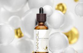 Nanoil top-rated anti-redness face serum