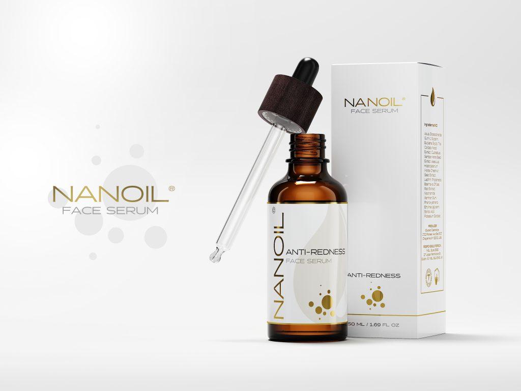 Nanoil top-rated anti-redness serum